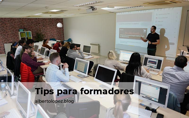 Consejos para dar clases presenciales y online