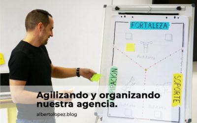 Como aplicamos metodologías ágiles y organización TEAL en nuestra agencia